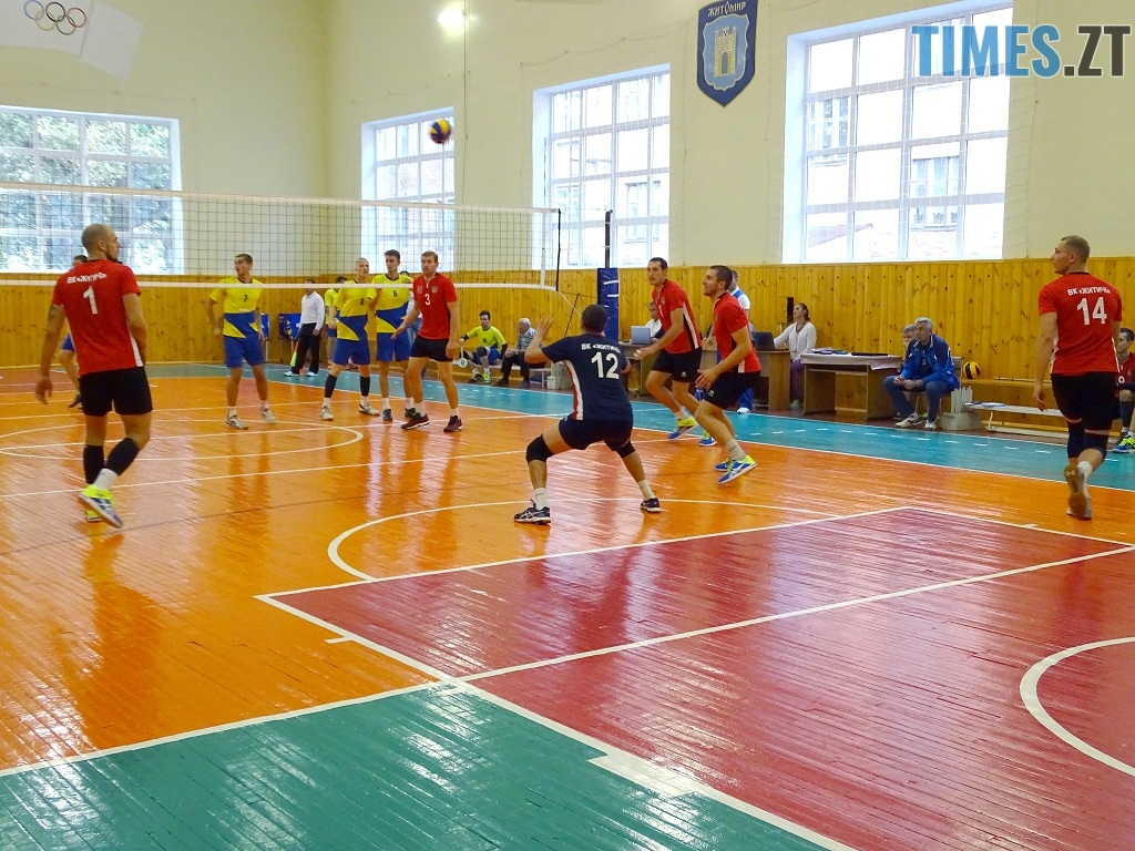 DSC01908 - ВК «Житичі» виборов три перемоги поспіль на старті Кубку України (ФОТО)