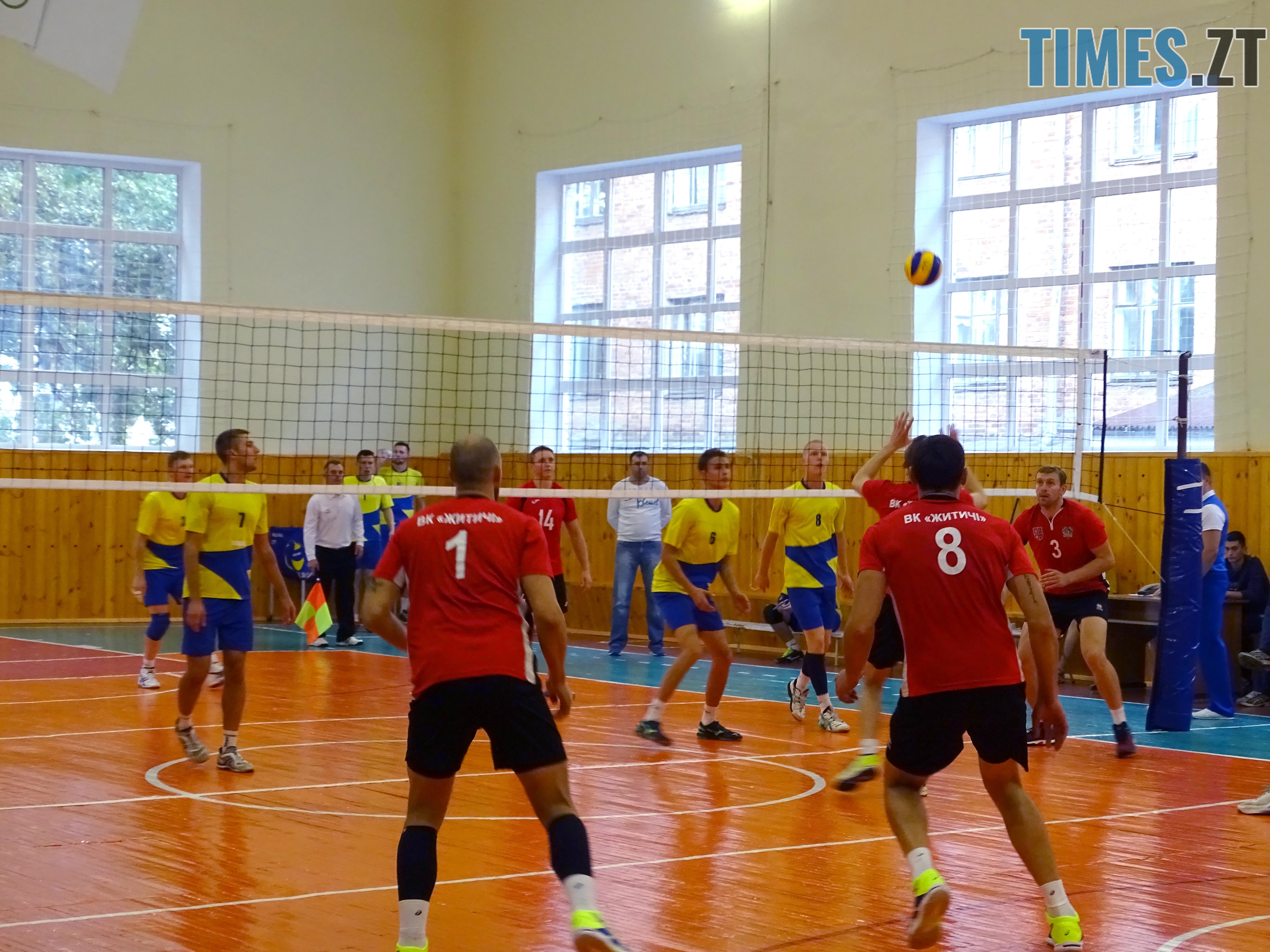 DSC01913 - ВК «Житичі» виборов три перемоги поспіль на старті Кубку України (ФОТО)