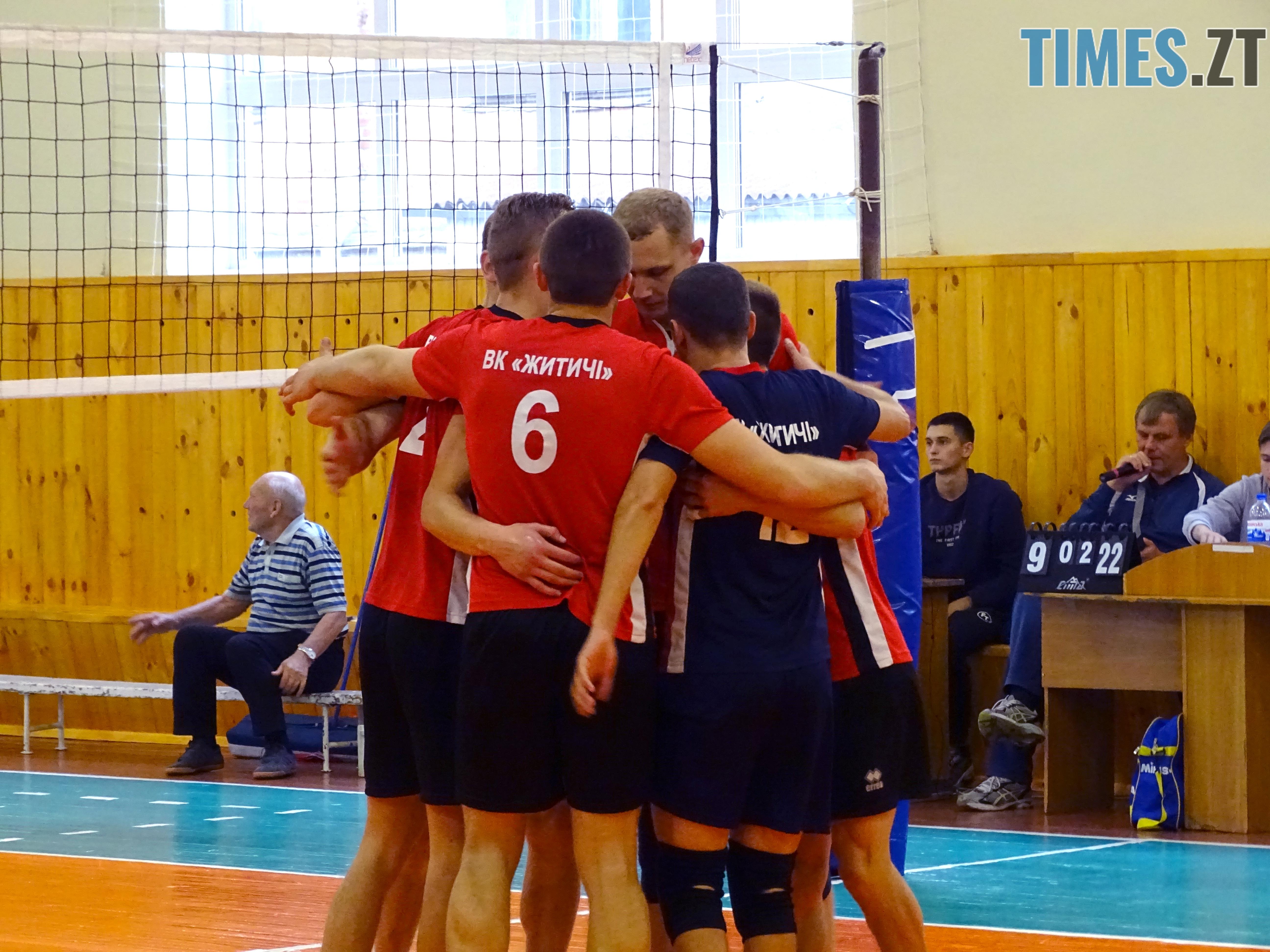 DSC01922 - ВК «Житичі» виборов три перемоги поспіль на старті Кубку України (ФОТО)