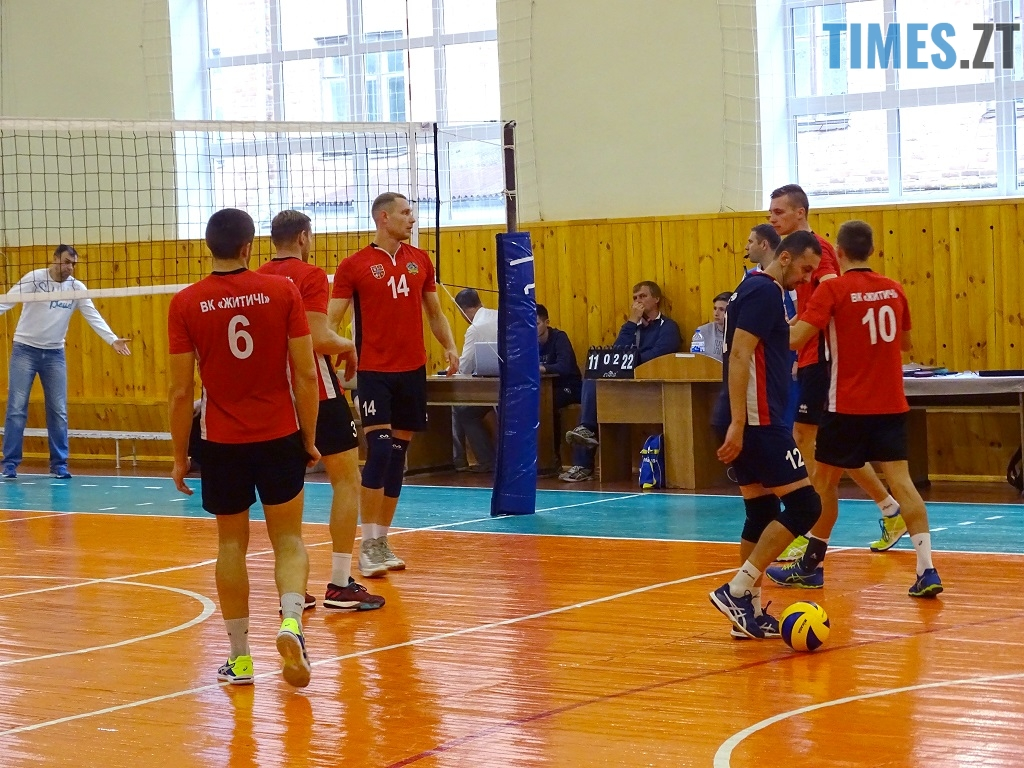 DSC01926 - ВК «Житичі» виборов три перемоги поспіль на старті Кубку України (ФОТО)