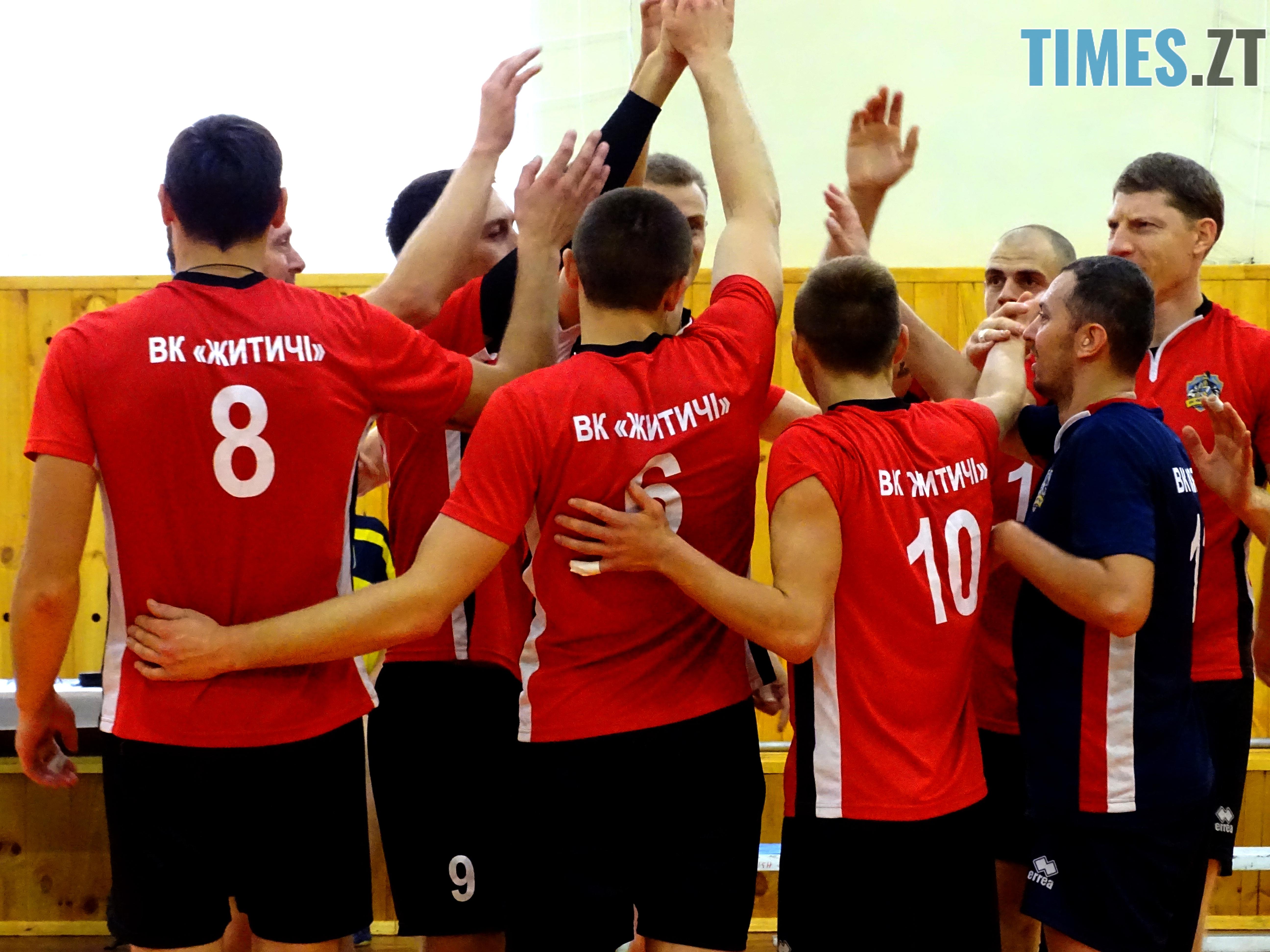 DSC01944 - ВК «Житичі» виборов три перемоги поспіль на старті Кубку України (ФОТО)
