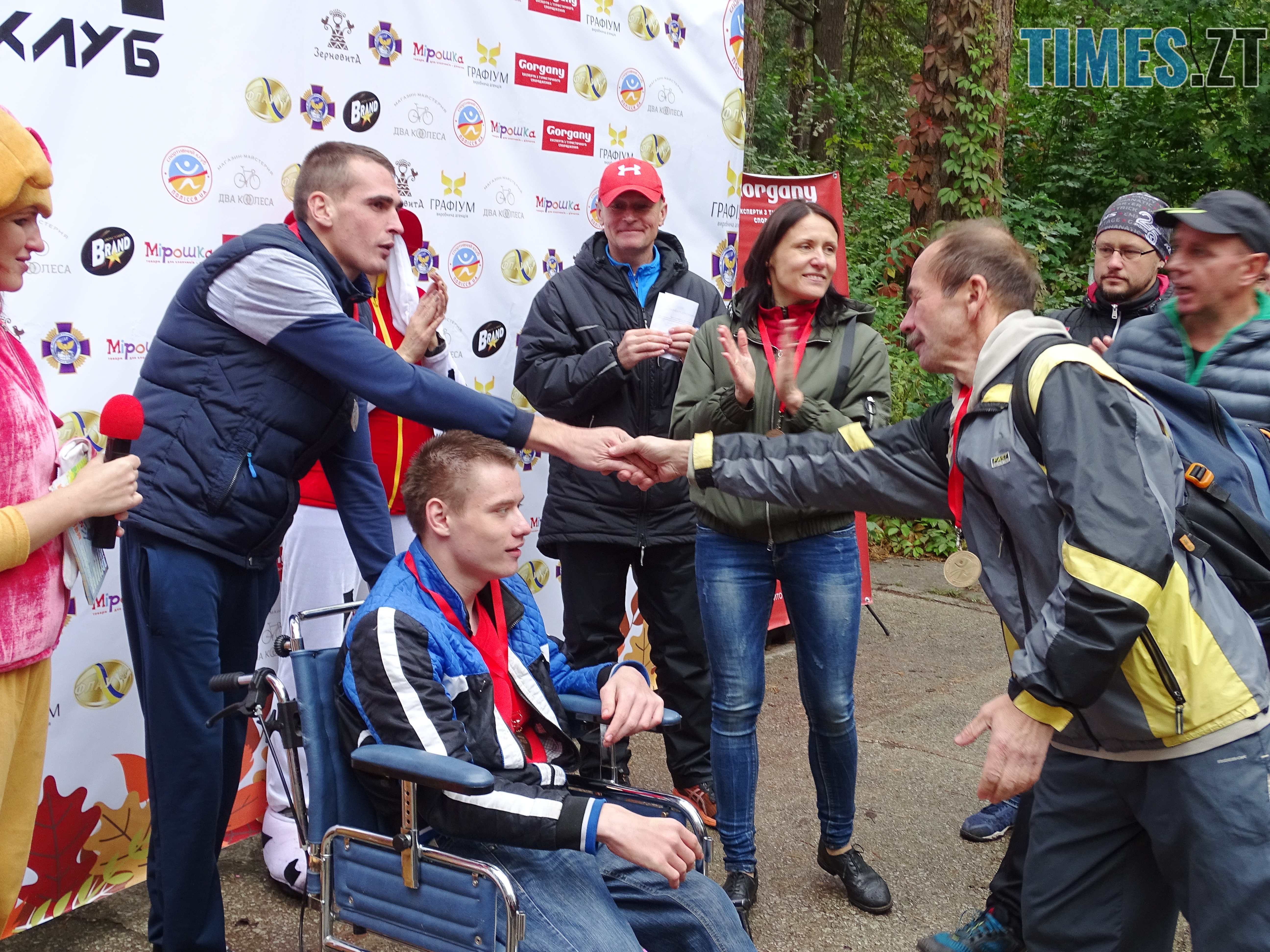 DSC02189 - У Житомирі відбулися змагання з кросу «Поліська осінь – 2018» (ФОТО)
