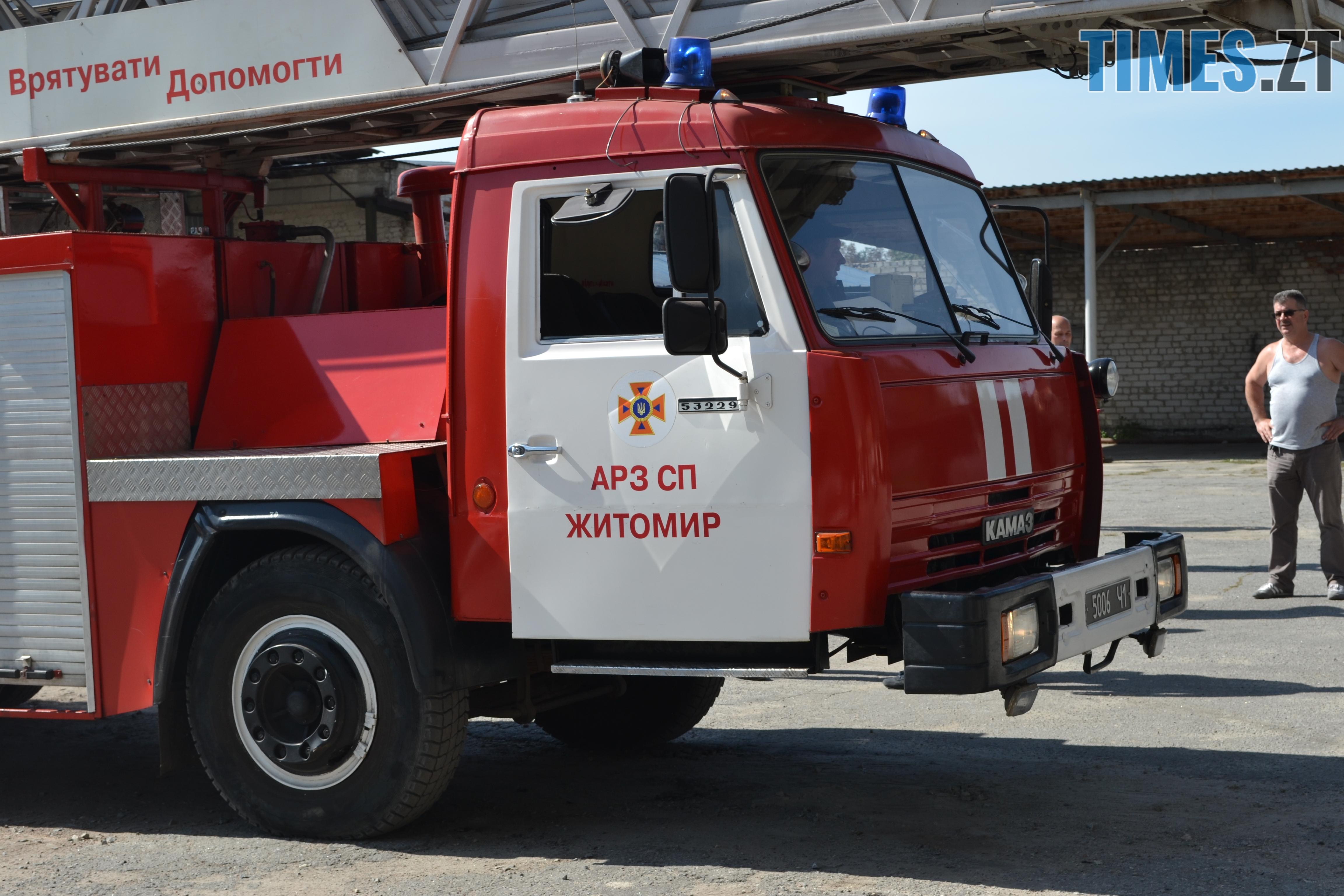 DSC 2905 - Вогонь перекинувся на адмінбудівлю Картонного комбінату: пожежу гасять 11 автомобілів та 63 пожежники (ФОТО, ВІДЕО)