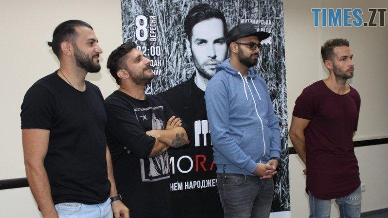 IMG 6743 001 - Morandi у Житомирі: як гурт вітатиме житомирян на концерті в честь Дня міста (ФОТО)
