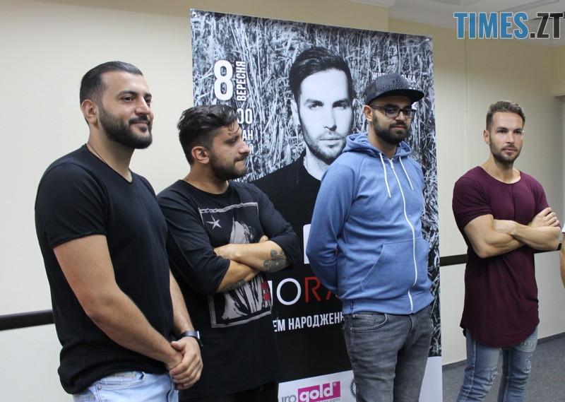 IMG 6745 001 - Morandi у Житомирі: як гурт вітатиме житомирян на концерті в честь Дня міста (ФОТО)