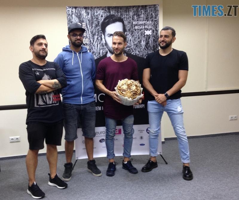 IMG 7262 001 - Morandi у Житомирі: як гурт вітатиме житомирян на концерті в честь Дня міста (ФОТО)