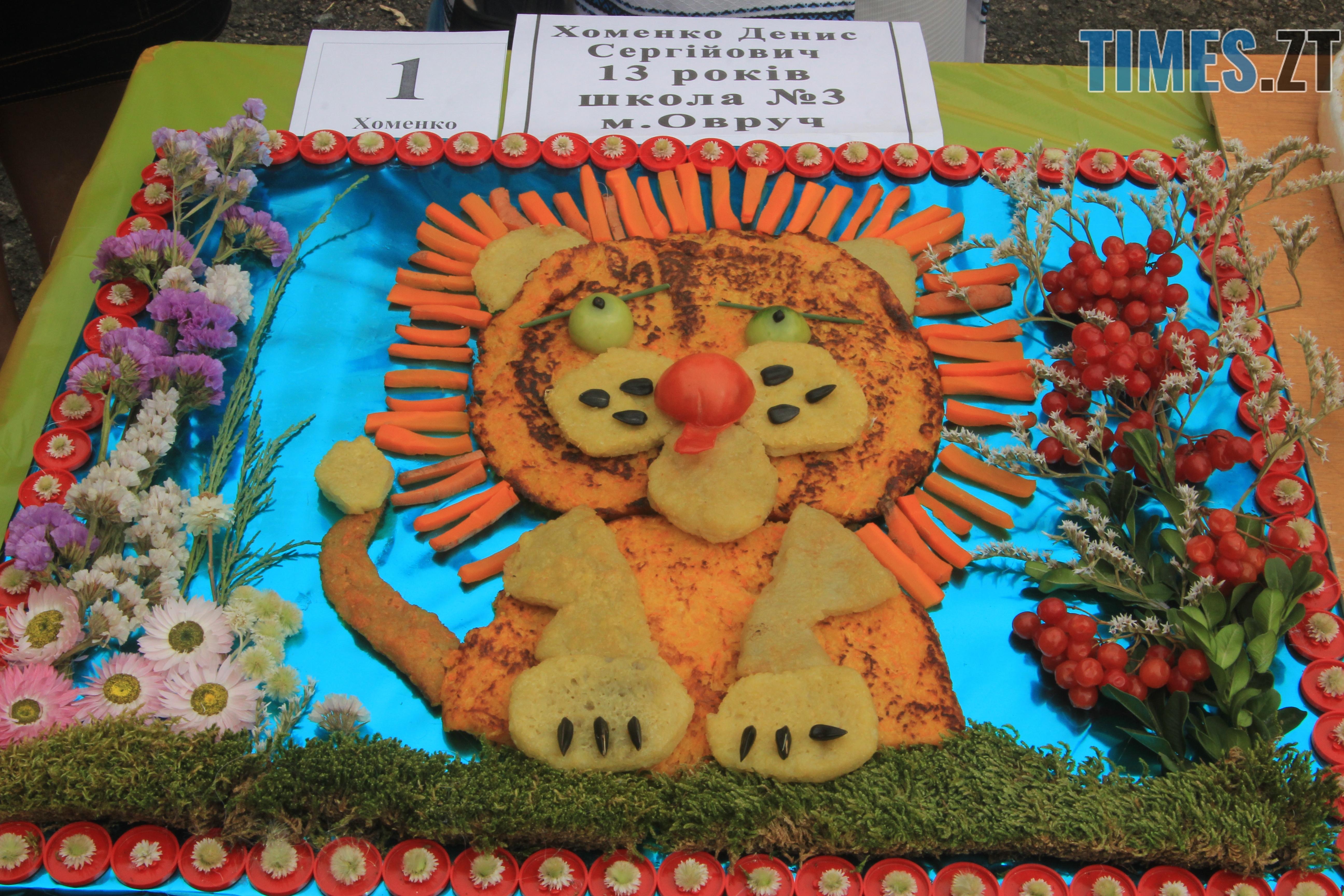 IMG 7567 - Десятий фестиваль дерунів: насмажили чимало, показали найбільшого в країні і побили ним всі рекорди (ФОТОРЕПОРТАЖ)