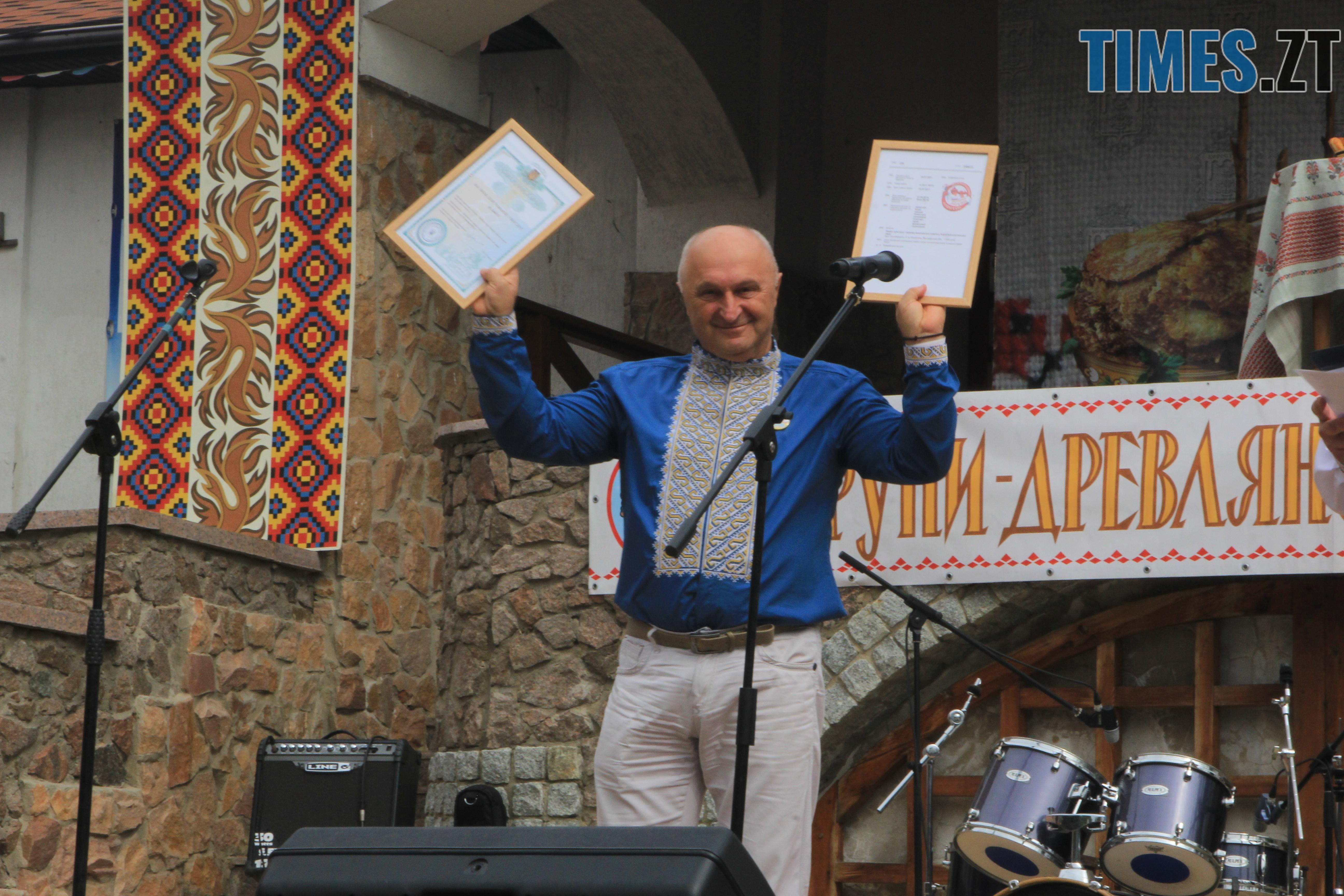 IMG 7575 - Десятий фестиваль дерунів: насмажили чимало, показали найбільшого в країні і побили ним всі рекорди (ФОТОРЕПОРТАЖ)
