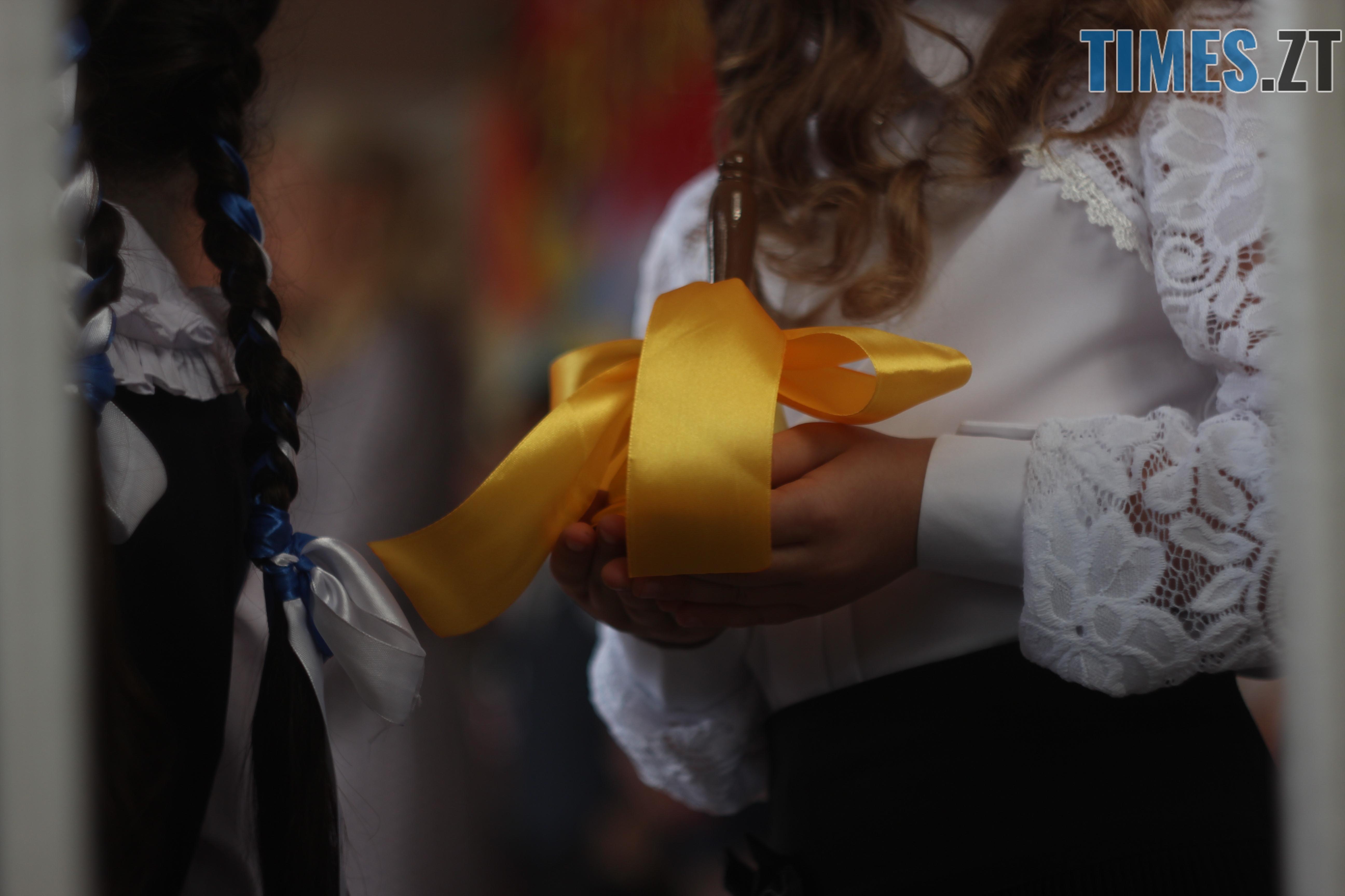 IMG 8730 - Майже 4 тисячі житомирських першокласників навчатимуться за системою Нової української школи (ФОТОРЕПОРТАЖ)