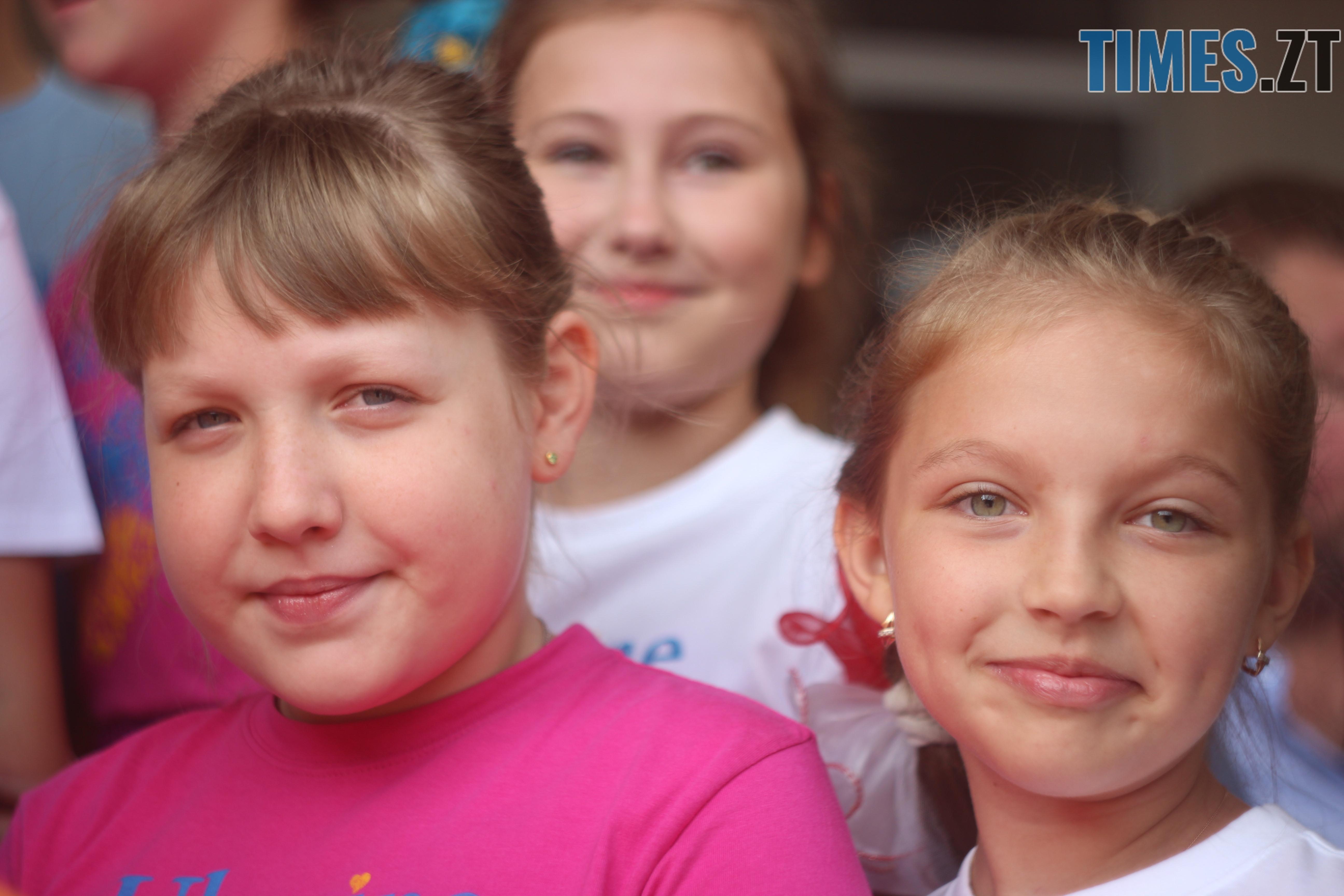 IMG 8738 - Майже 4 тисячі житомирських першокласників навчатимуться за системою Нової української школи (ФОТОРЕПОРТАЖ)