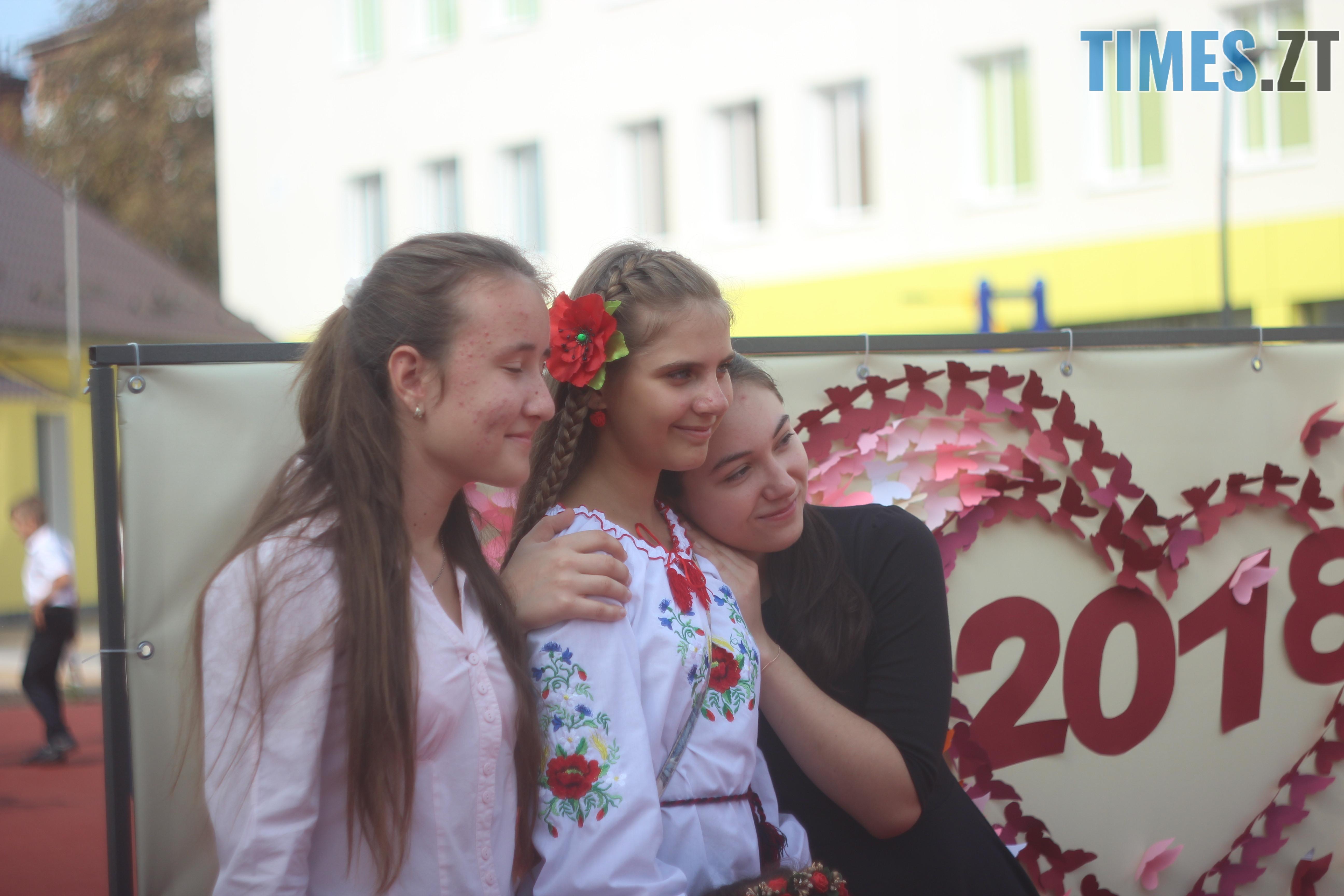 IMG 8905 - Майже 4 тисячі житомирських першокласників навчатимуться за системою Нової української школи (ФОТОРЕПОРТАЖ)