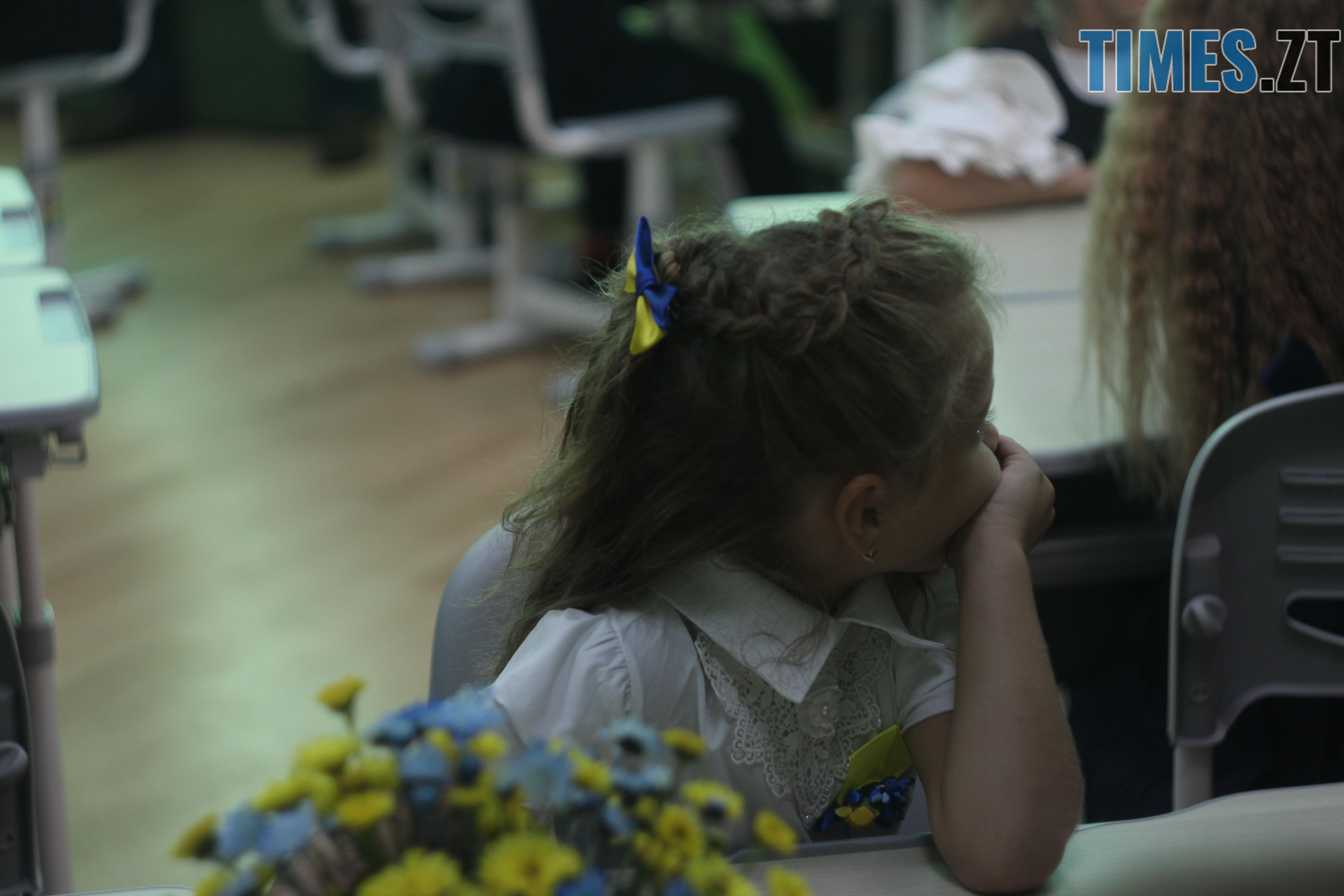 IMG 8994 - Майже 4 тисячі житомирських першокласників навчатимуться за системою Нової української школи (ФОТОРЕПОРТАЖ)