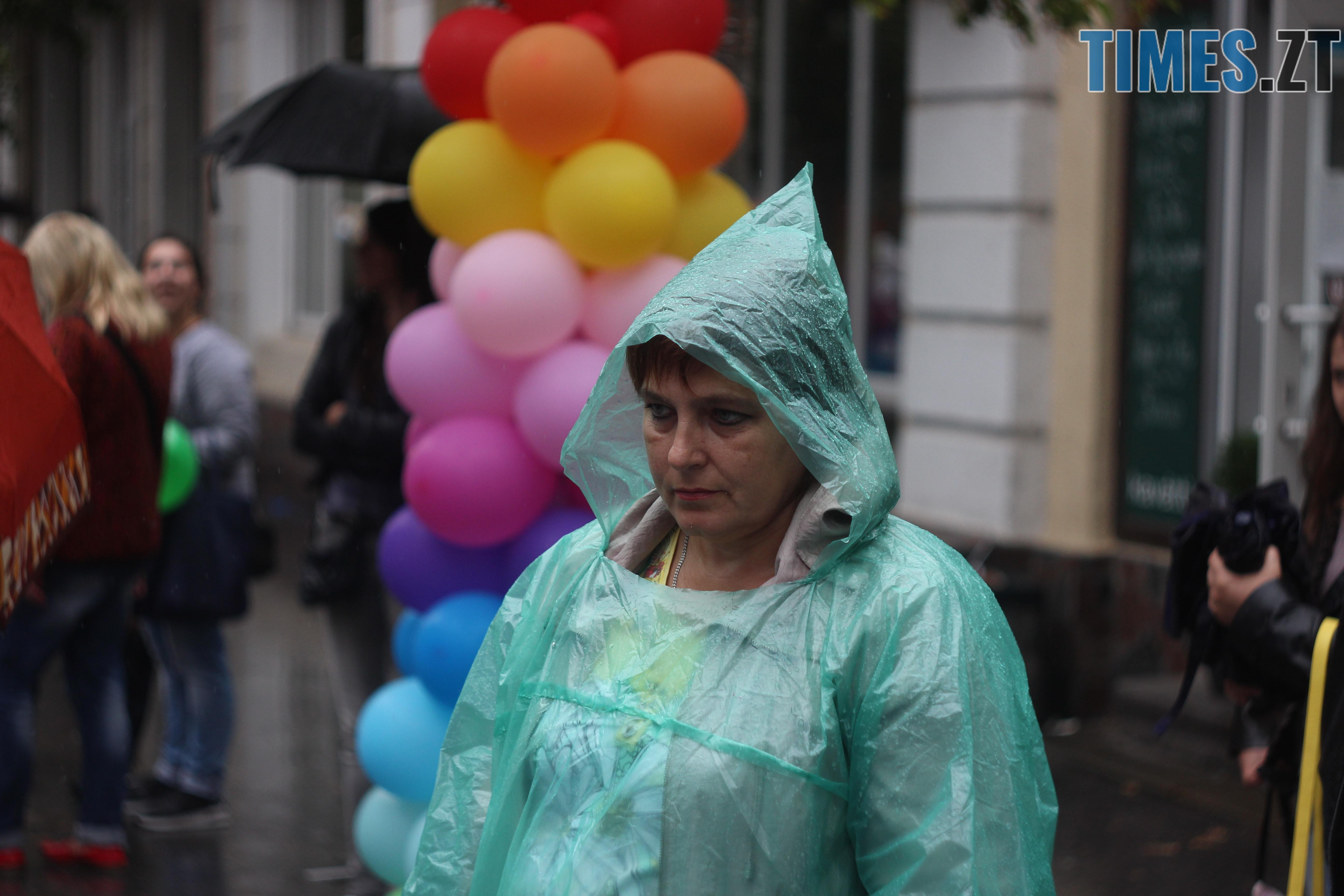 IMG 9694 - Дитячі розваги на Михайлівській: маленькі житомиряни святкують День міста (ФОТО)