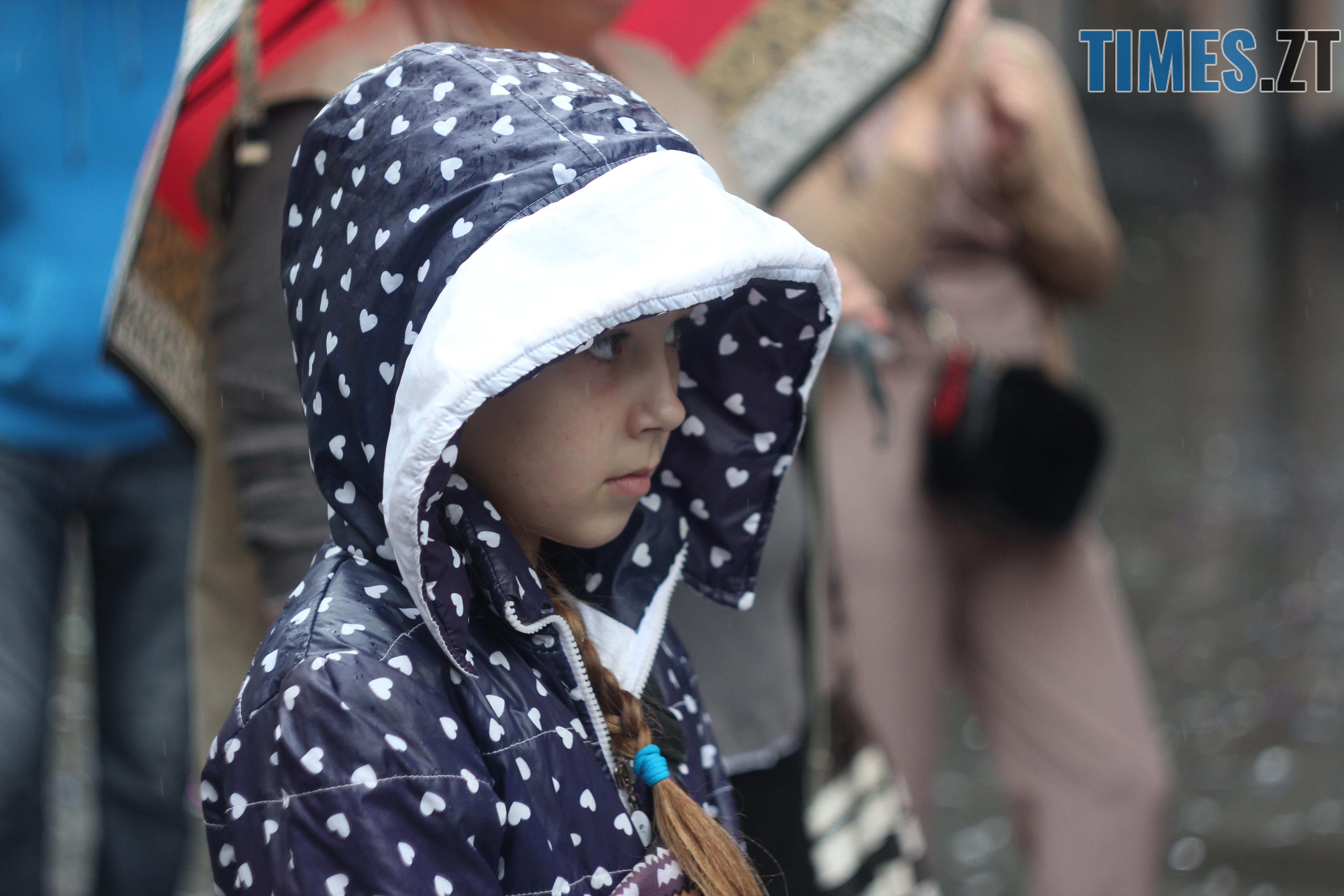 IMG 9697 - Дитячі розваги на Михайлівській: маленькі житомиряни святкують День міста (ФОТО)