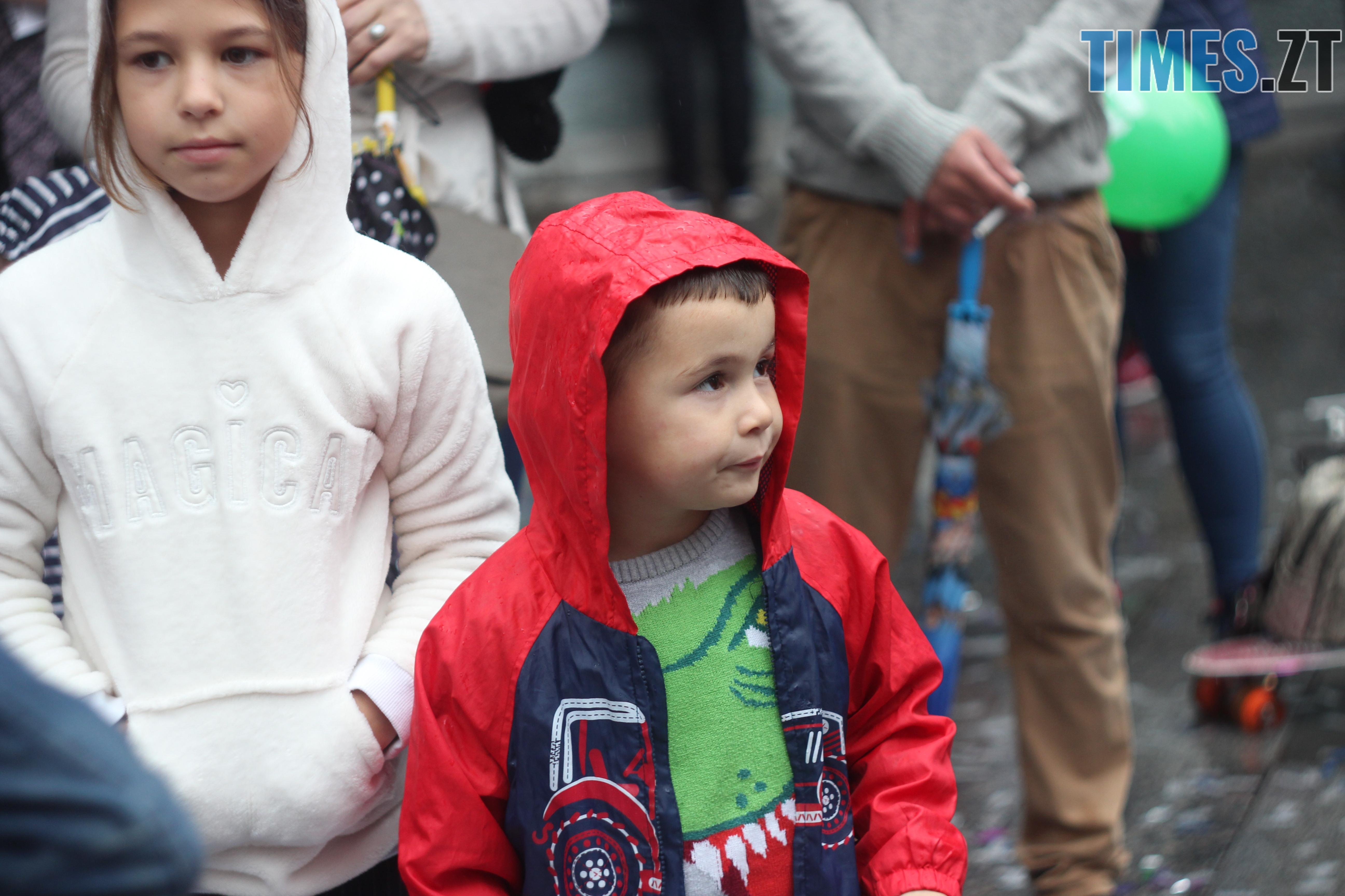 IMG 9699 - Дитячі розваги на Михайлівській: маленькі житомиряни святкують День міста (ФОТО)