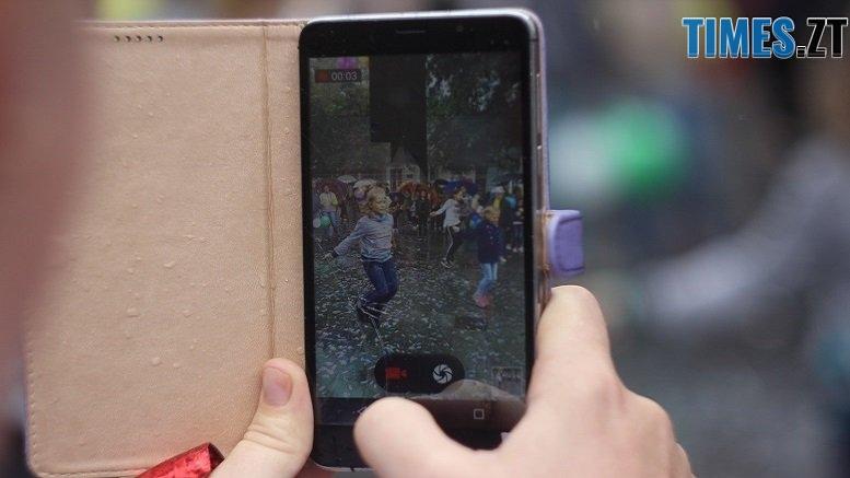 IMG 9709 1 - Дитячі розваги на Михайлівській: маленькі житомиряни святкують День міста (ФОТО)