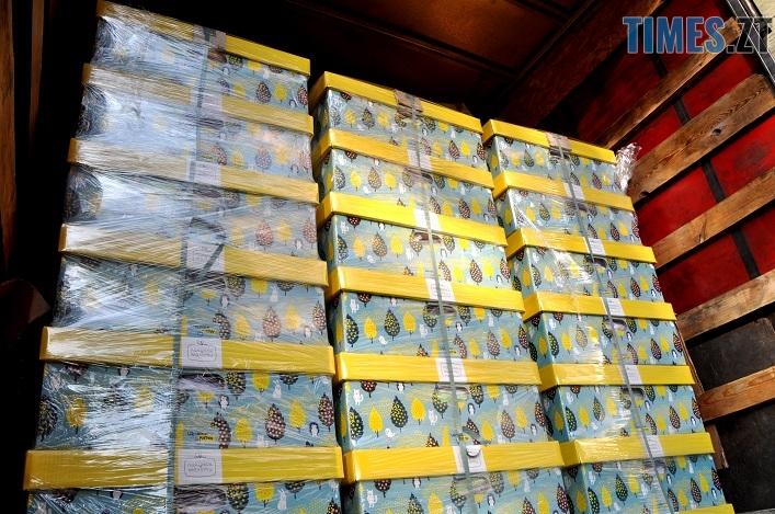 Pakunok 2 - Відсьогодні у пологових будинках Житомирщини видаватимуть пакунки малюка (ФОТО)