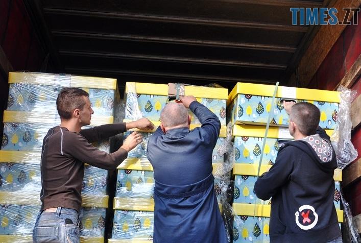 Pakunok 3 - Відсьогодні у пологових будинках Житомирщини видаватимуть пакунки малюка (ФОТО)