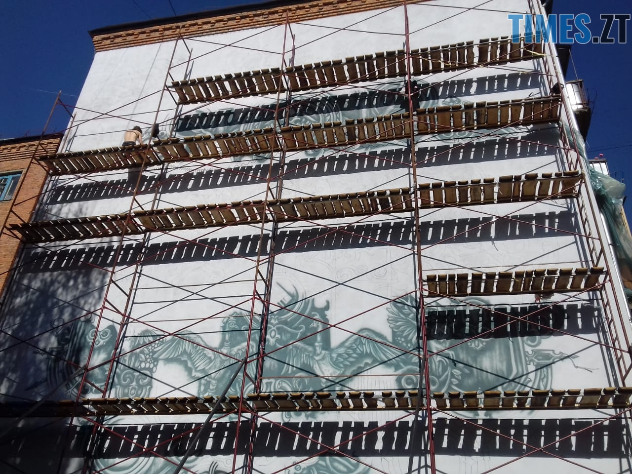 WhatsApp Image 2018 09 24 at 17.49.41 1 - За місяць у Житомирі з'явиться найбільший мурал міста (ФОТО, ВІДЕО)