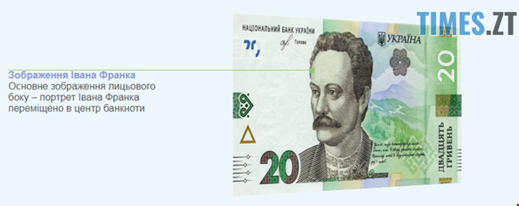 a3b6c21c a5f0 4ad9 b3d7 05dffcefc268 - Нацбанк випустив оновлену «двадцятку»: дизайн та коли банкнота з'явиться в Житомирі