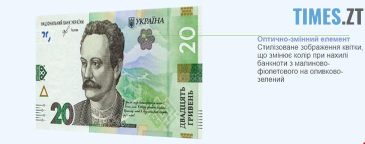 ce4d4123 7352 4303 bdcc 76d5d74b7372 - Нацбанк випустив оновлену «двадцятку»: дизайн та коли банкнота з'явиться в Житомирі