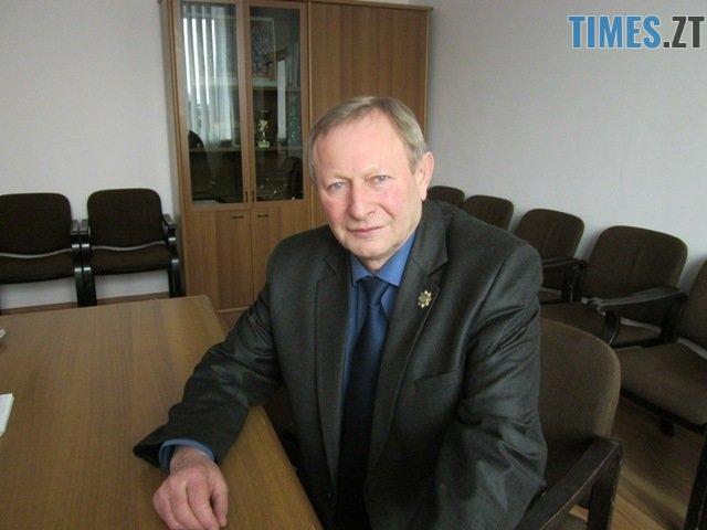 img1538041051 - У Житомирі дитячу лікарню назвали іменем почесного громадянина міста Володимира Башека