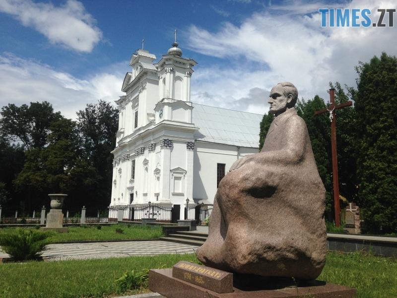 photo 16 - Туристична Житомирщина: пам'ятки в Коростишеві часів графів Олізарів (ФОТО)