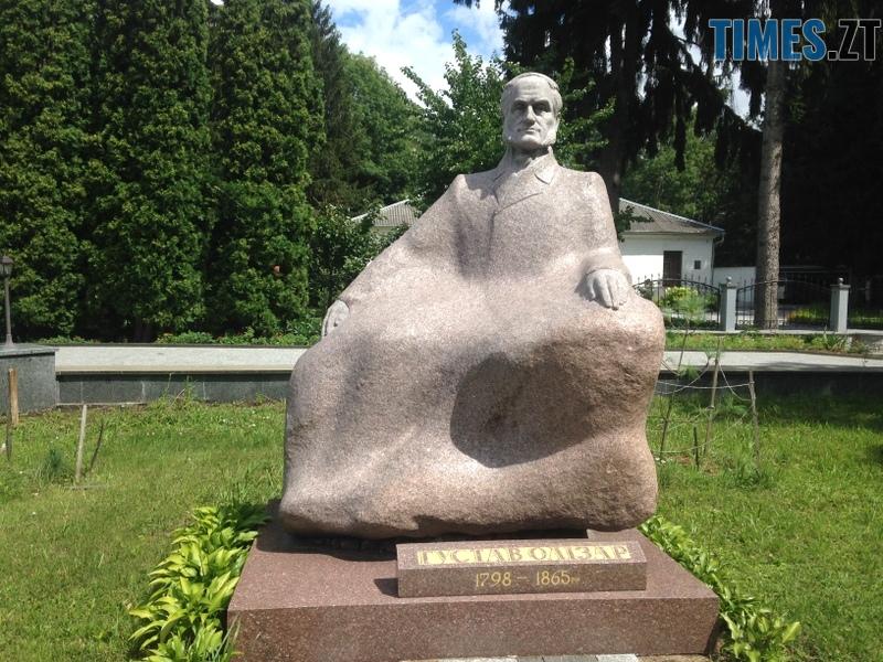 photo 18 - Туристична Житомирщина: пам'ятки в Коростишеві часів графів Олізарів (ФОТО)