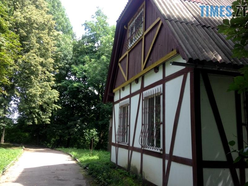 photo 2 - Туристична Житомирщина: пам'ятки в Коростишеві часів графів Олізарів (ФОТО)