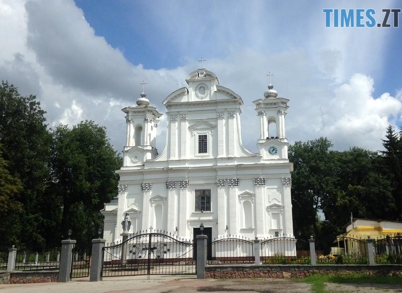 photo 5 - Туристична Житомирщина: пам'ятки в Коростишеві часів графів Олізарів (ФОТО)