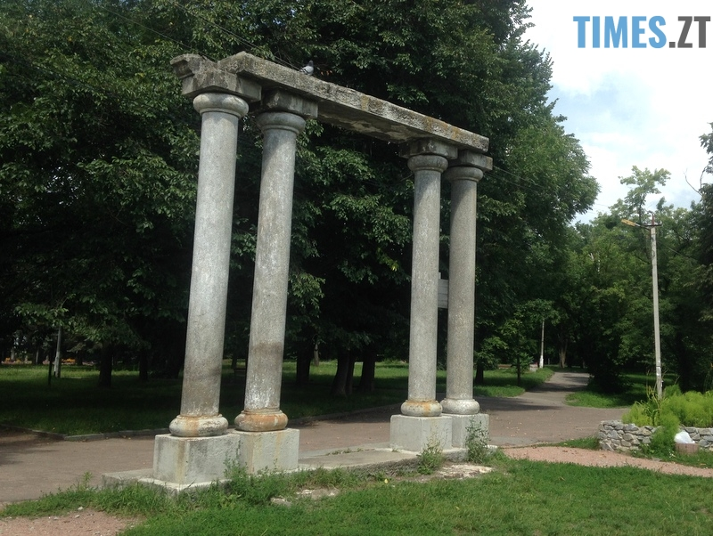 photo 7 - Туристична Житомирщина: пам'ятки в Коростишеві часів графів Олізарів (ФОТО)
