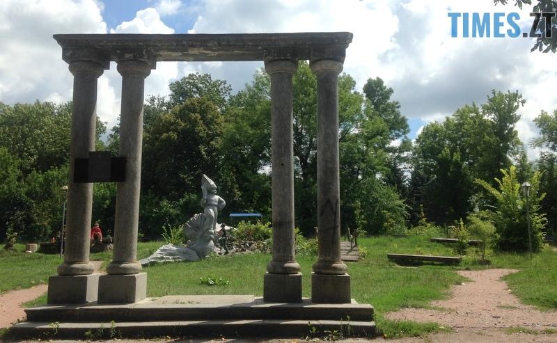photo 8 - Туристична Житомирщина: пам'ятки в Коростишеві часів графів Олізарів (ФОТО)