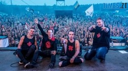 Тінь Сонця 260x146 - Справжній козацький рок у Житомирі: гурт Тінь Сонця презентує новий альбом «Зачарований світ»