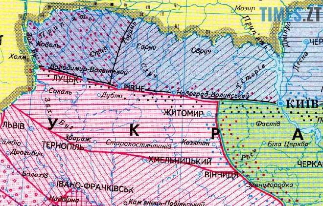 діалектологічна 2 - «Поліський університет» у столиці Волині або чому Житомир – не Полісся