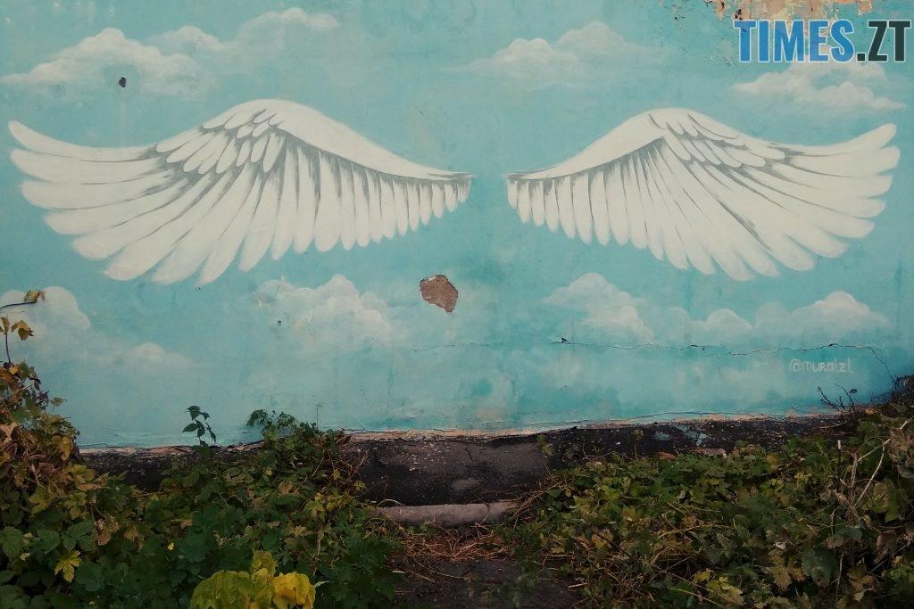 1 1024x683 - Місто стінописів: вуличне мистецтво, яке робить Житомир особливим (частина 1)