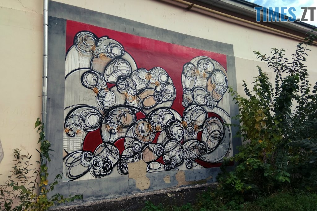 2 1024x683 - Місто стінописів: вуличне мистецтво, яке робить Житомир особливим (частина 1)
