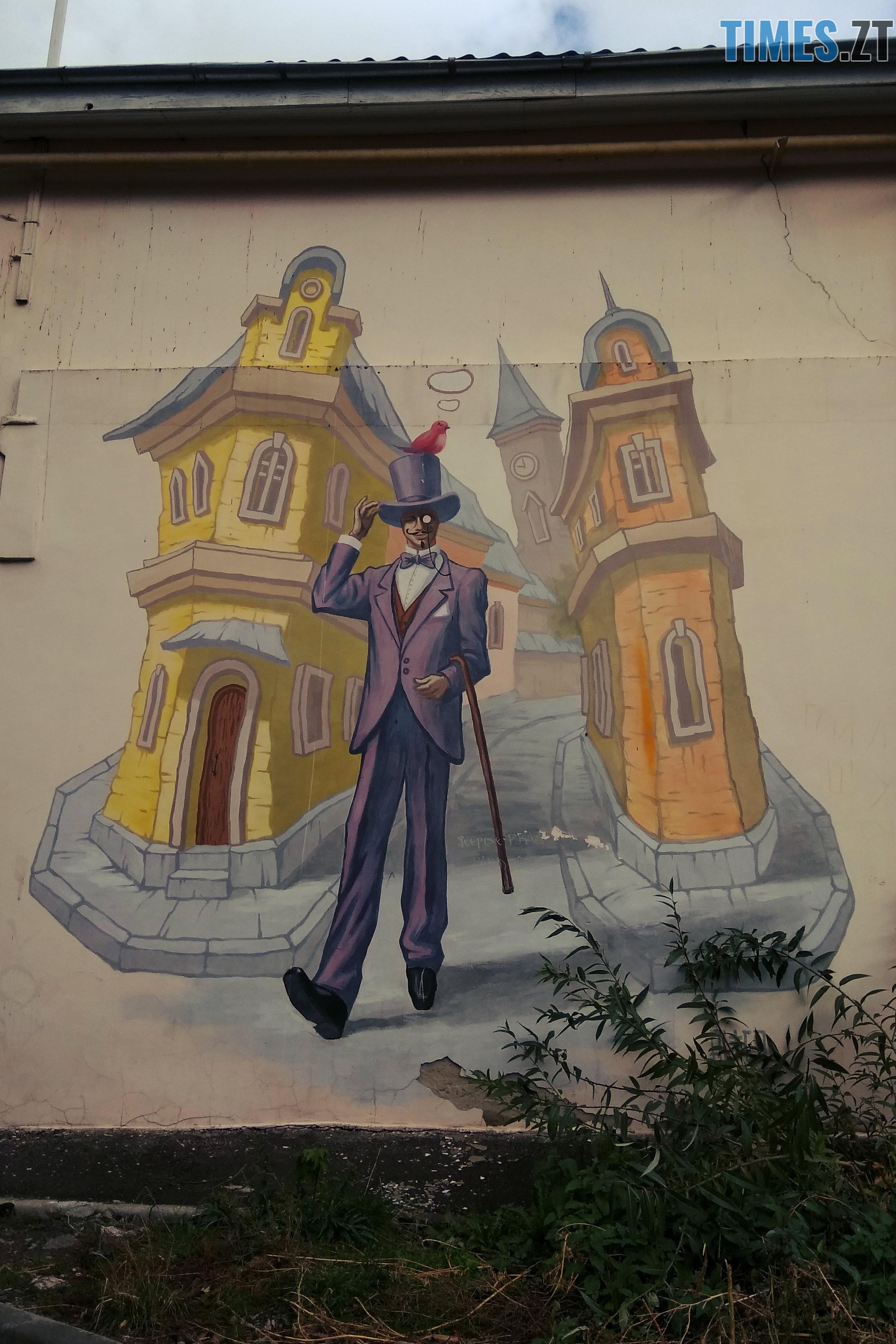 3 - Місто стінописів: вуличне мистецтво, яке робить Житомир особливим (частина 1)
