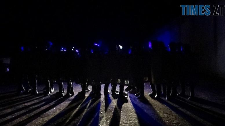 стрілянина - Вибухи, автоматні черги та поліцейські сирени: що сталося вночі у Новогуйвинському