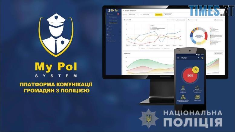 7 - У Житомирській області тепер можна викликати поліцію за допомогою мобільного додатку