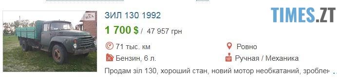 ор 02 - На чому їздять депутати Житомирської обласної ради та скільки коштують їхні автомобілі насправді