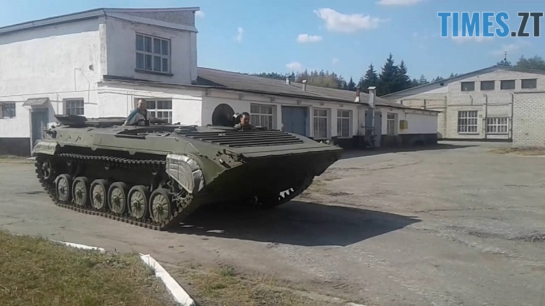 .jpg - Житомирський бронетанковий завод збіднів на понад мільйон