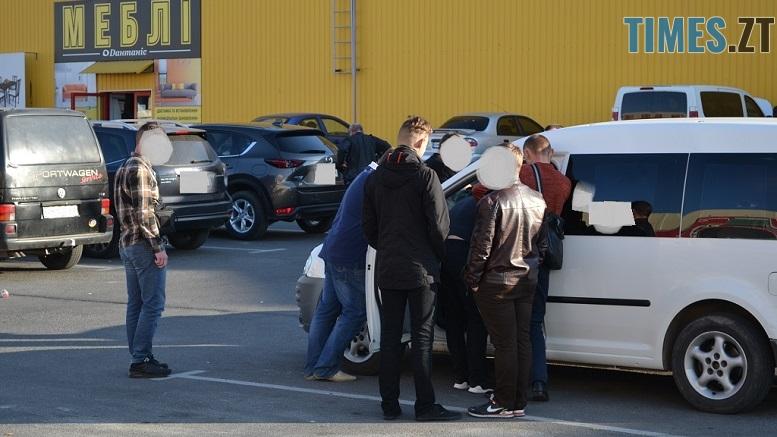 Поліція - У Житомирі затримали прокурора на одержанні хабара у 2000 доларів (ФОТО)