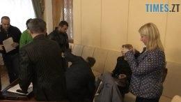в ОДА 260x146 - Лайка та штовханина: житомирські активісти не змогли знайти компромісу щодо створення громадської ради при ОДА