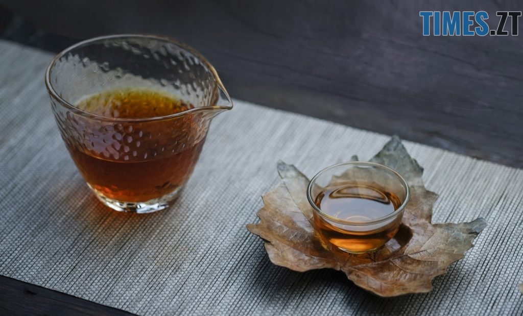 Зігріваючий обліпиховий чай - осінні напої