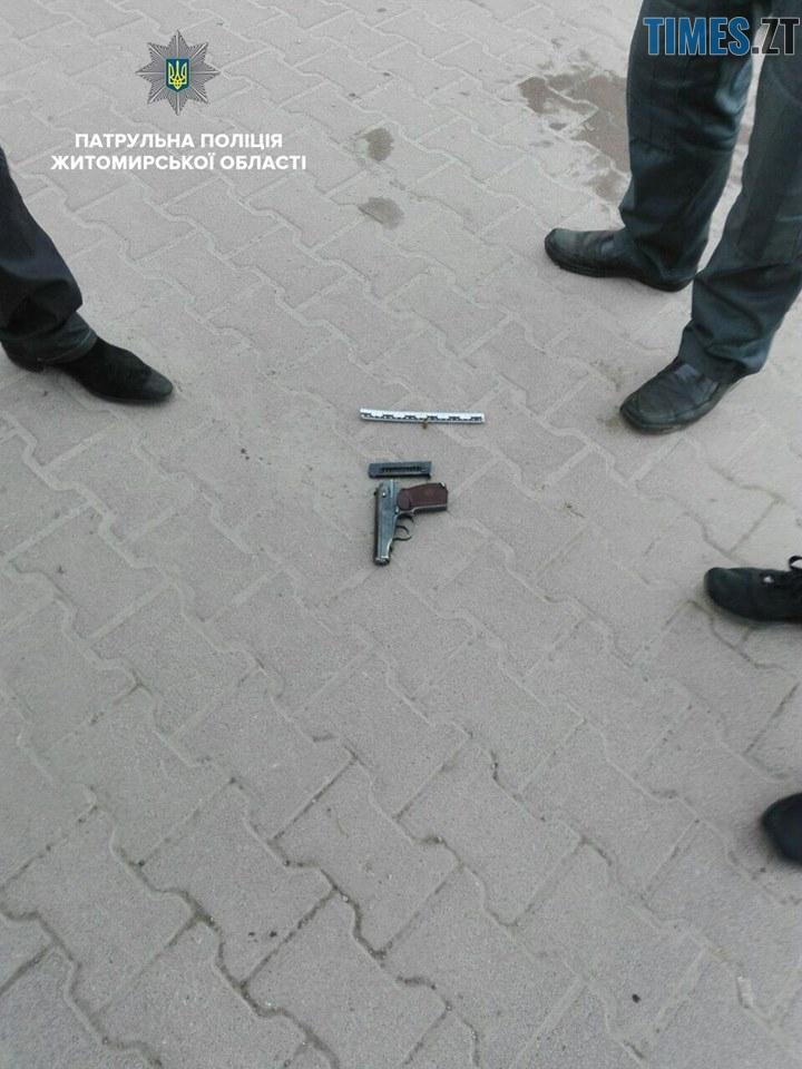 таксист - Житомирський таксист заявив, що на нього напали та прострелили ногу: поліція затримала нападника
