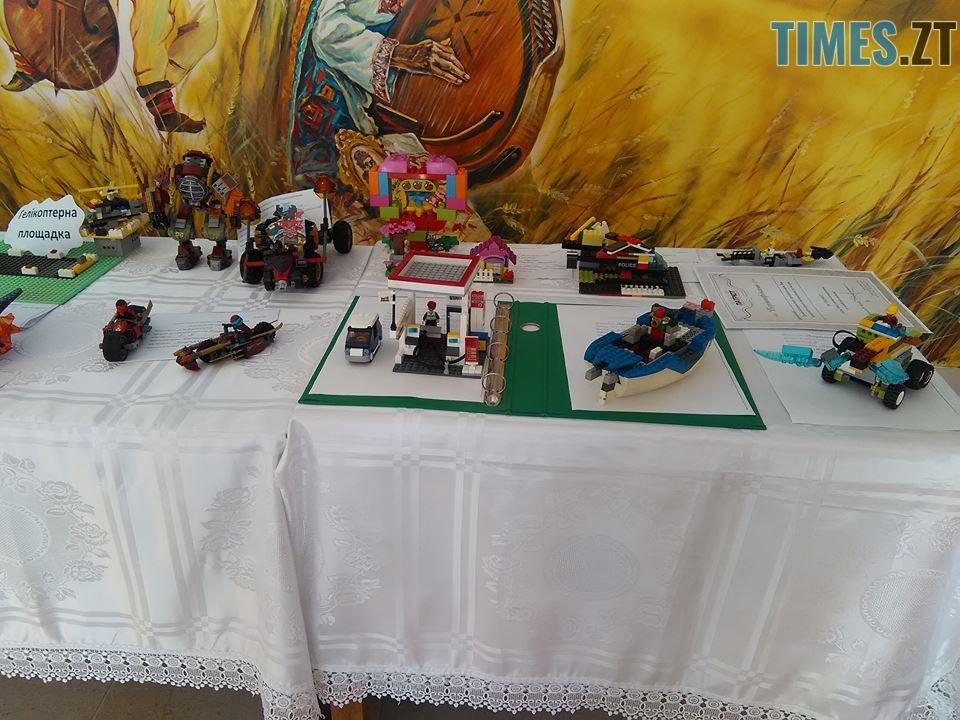 1 - У Тетерівській ОТГ діти поєднали LEGO та туризм