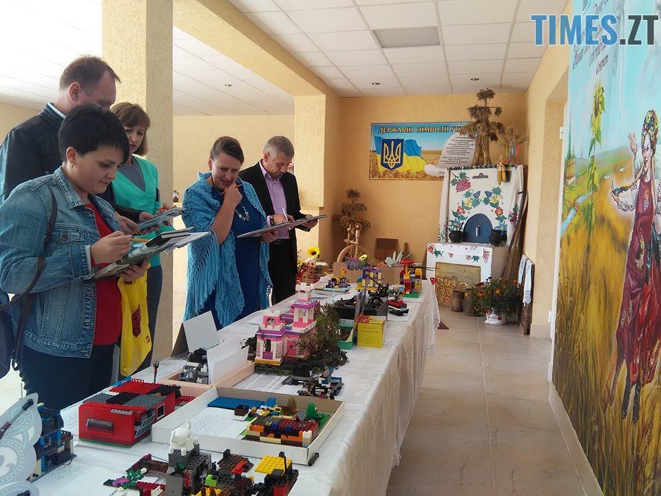 10 - У Тетерівській ОТГ діти поєднали LEGO та туризм