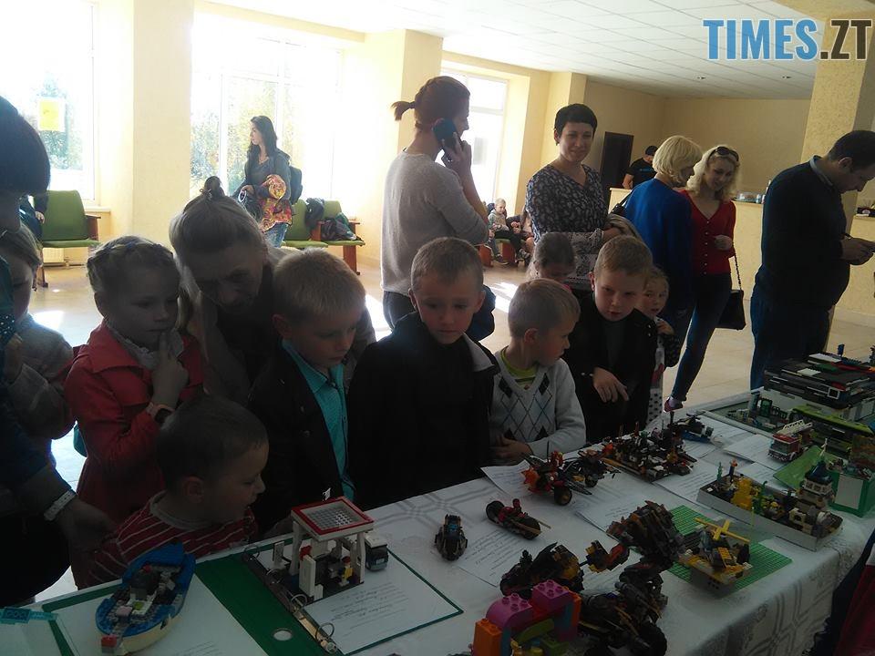16 - У Тетерівській ОТГ діти поєднали LEGO та туризм
