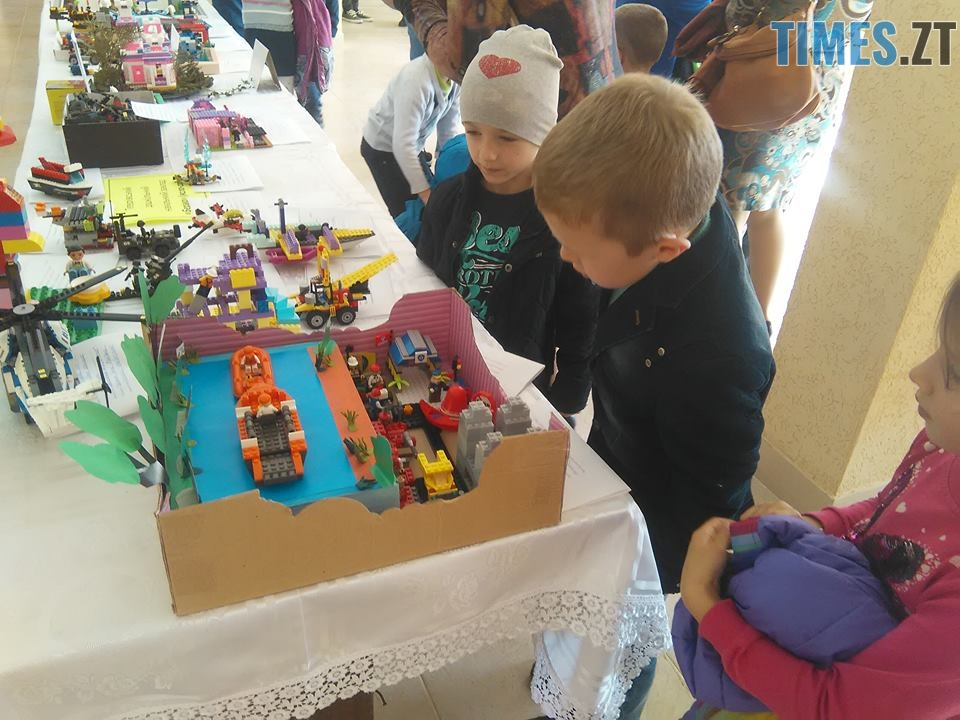 19 - У Тетерівській ОТГ діти поєднали LEGO та туризм