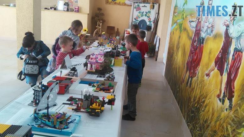 20 - У Тетерівській ОТГ діти поєднали LEGO та туризм
